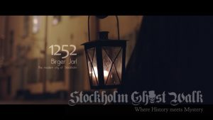 Spökvandring i Stockholm