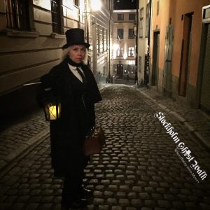 Stockholm Ghost Walk