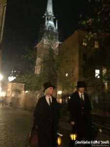 Stockholm Ghost Walk - Originalet!