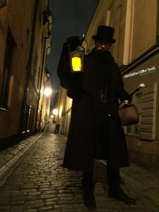 Ghost Walk in Old Town Stockholm