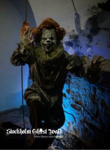 Spökvandring Halloween