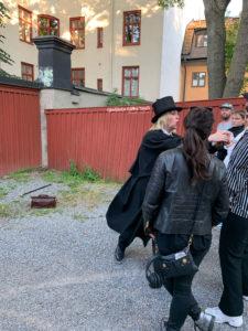 Spökvandring på Södermalm